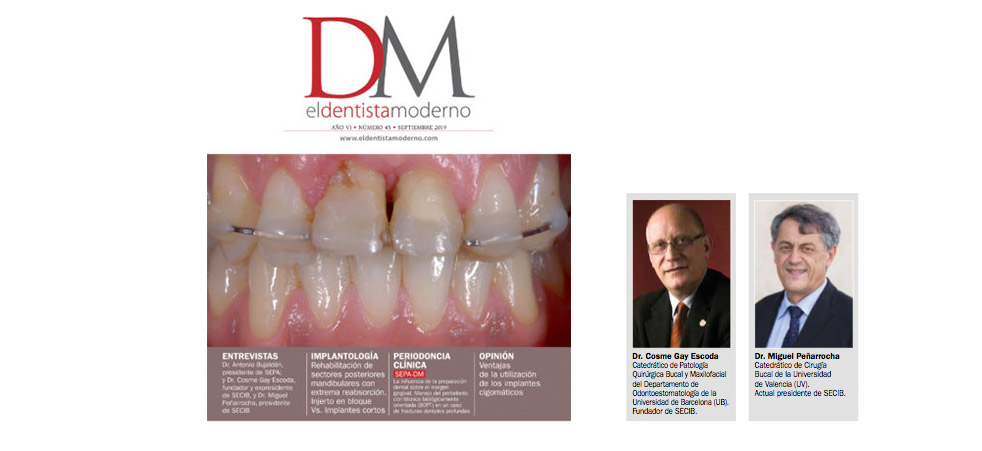 entrevista Dr Cosme y Dr Peñarrocha