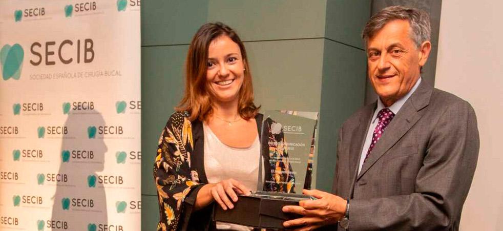 Miguel Peñarrocha y Cristina Castro